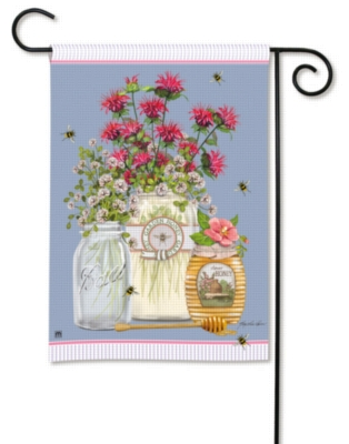 Clover Honey - Garden Flag by Magnet Works