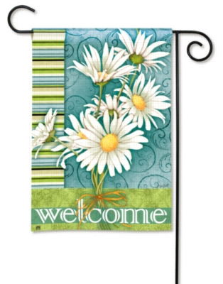 Daisy Joy - Garden Flag by Magnet Works