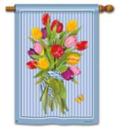 Tulips - Standard Flag by Magnet Works