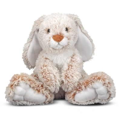 "Burrow Bunny - 14"" Bunny By Melissa & Doug"