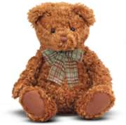 "Little Chestnut - 9"" Bear By Melissa & Doug"