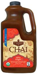 Third Street Chai, Super 10:1 Concentrate - 64oz Bottle w/ Pump