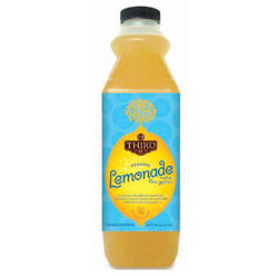 Third Street Organic Lemonade, 3:1 Concentrate - 32oz Bottle