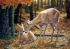 Autumn Innocence - 300pc Large Format Jigsaw Puzzle by Buffalo Games