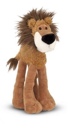 "Lanky Legs Lion - 13"" Lion by Melissa & Doug"
