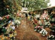 Flower Market - 1000pc Jigsaw Puzzle by Cobble Hill