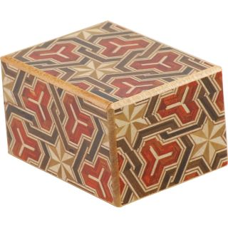 2.7 Sun 12 Step: Kamari - Japanese Puzzle Box