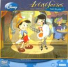 Disney Art (AG): Oh La La, by T. Bluth - 1000pc Jigsaw Puzzle by MEGA