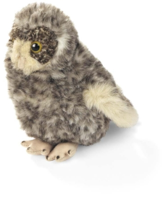 "Audubon Birds: Great Gray Owl - 6"" Bird by Wild Republic"