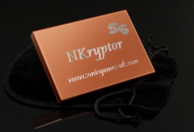 Copernisis NKryptor - Metal Brain Teaser
