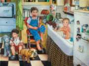 Chocolate Frosting - 500pc Jigsaw Puzzle By Sunsout