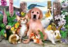 Good Companions - 500pc Jigsaw Puzzle By Sunsout