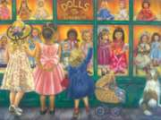 Dolls to Treasure - 1000pc Jigsaw Puzzle By Sunsout