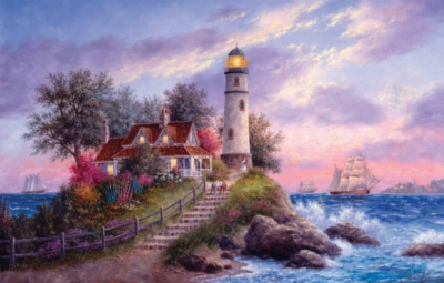 Captains Cove - 1000pc Jigsaw Puzzle By Sunsout