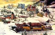 Somerset Hills - 1000pc Jigsaw Puzzle By Sunsout