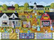 Annual Quilt Sale - 1000pc Jigsaw Puzzle By Sunsout