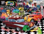 Doo-Wop - 1000+pc Large Format Jigsaw Puzzle By Sunsout