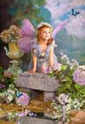 Spring Angel - 1500pc Jigsaw Puzzle by Castorland