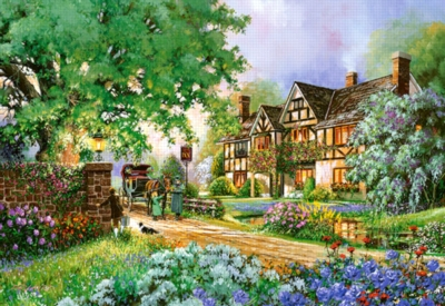 Jigsaw Puzzles - The Old Coach Inn
