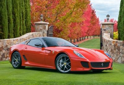 Jigsaw Puzzles - Ferrari 599 GTO
