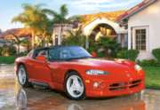 Dodge Viper RT/10 - 500pc Jigsaw Puzzle by Castorland