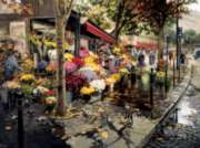 Paris in the Fall - 500pc Jigsaw Puzzle by Cobble Hill