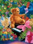 Christmas Bear Wishes - 400pc Family Style Jigsaw Puzzle by Springbok