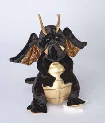 "Merlin - 9"" Dragon By Douglas Cuddle Toy"