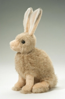 "Heloise Hare - 8"" Rabbit By Douglas Cuddle Toy"