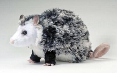 "Oliver - 9"" Possum By Douglas Cuddle Toy"