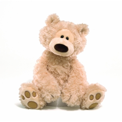 "Philbin (Beige) - 12"" Bear By Gund"