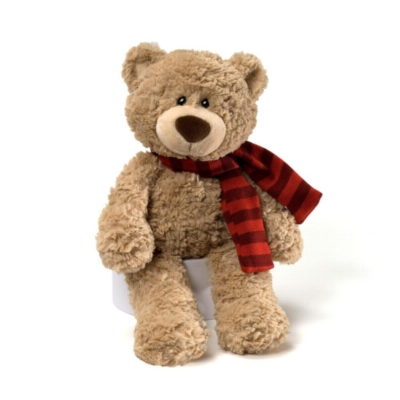 "Barton - 16"" Bear By Gund"