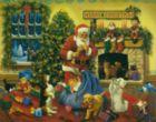 Santa's Beggars - 1000pc Jigsaw Puzzle