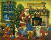 Santa's Beggars - 1000pc Jigsaw Puzzle