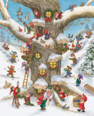 Christmas Puzzles - Elf Magic