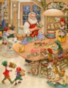 Santa's Toy Shop - 1000pc Jigsaw Puzzle