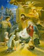 Holy Infant - 1000pc Jigsaw Puzzle