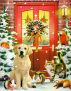Christmas Welcome - 1000pc Jigsaw Puzzle