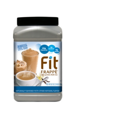Big Train Fit Frappe - 2.26lb. Tub w/ Screw Top