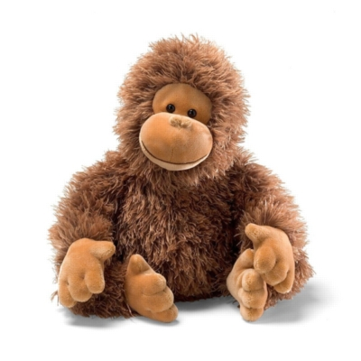 "Rusty - 10"" Orangutan By Gund"