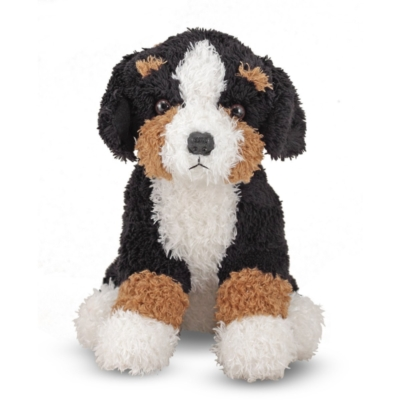 "Barkley Bernese - 12"" Dog by Melissa & Doug"