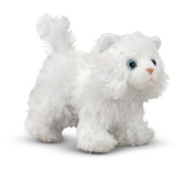 "Pixie Persian Cat - 7"" Cat by Melissa & Doug"