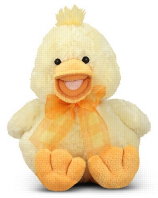 "Thalacker Quacker Duck - 11"" Duck by Melissa & Doug"