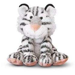 "Sebastian White Tiger - 11.5"" Tiger by Melissa & Doug"
