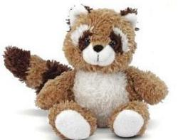 "Rascal Raccoon - 7"" Racoon by Melissa & Doug"