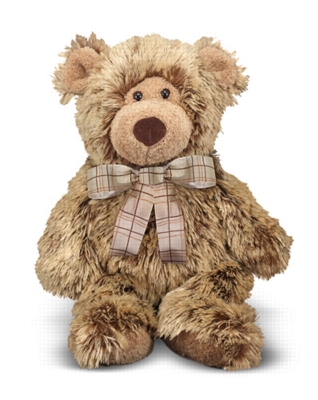 "Brownson Bear - 10.5"" Bear by Melissa & Doug"