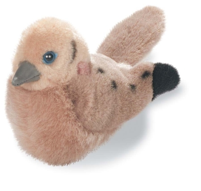 Audubon Birds: Mourning Dove - 5&quot; Bird by Wild Republic