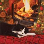 Fireside - 500pc Jigsaw Puzzle By Sunsout