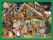 Santa's Annual Party - 500pc Jigsaw Puzzle By Sunsout