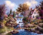 Angel Falls - 1500pc Jigsaw Puzzle by Sunsout